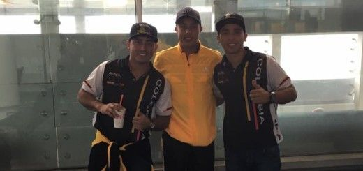 tres colombianos sm mundial