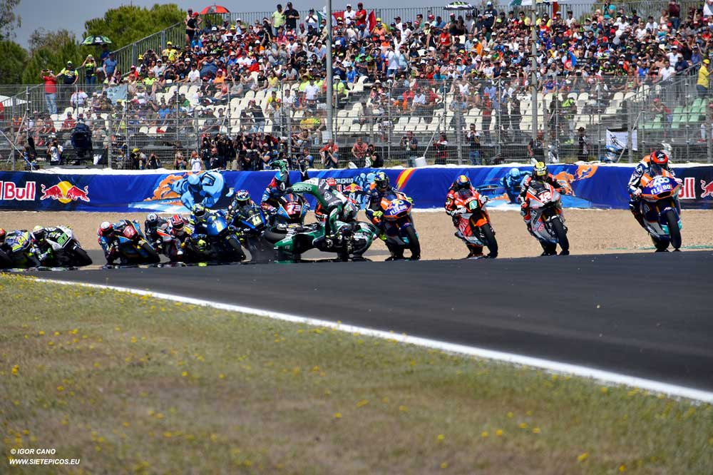 accidente jerez moto2